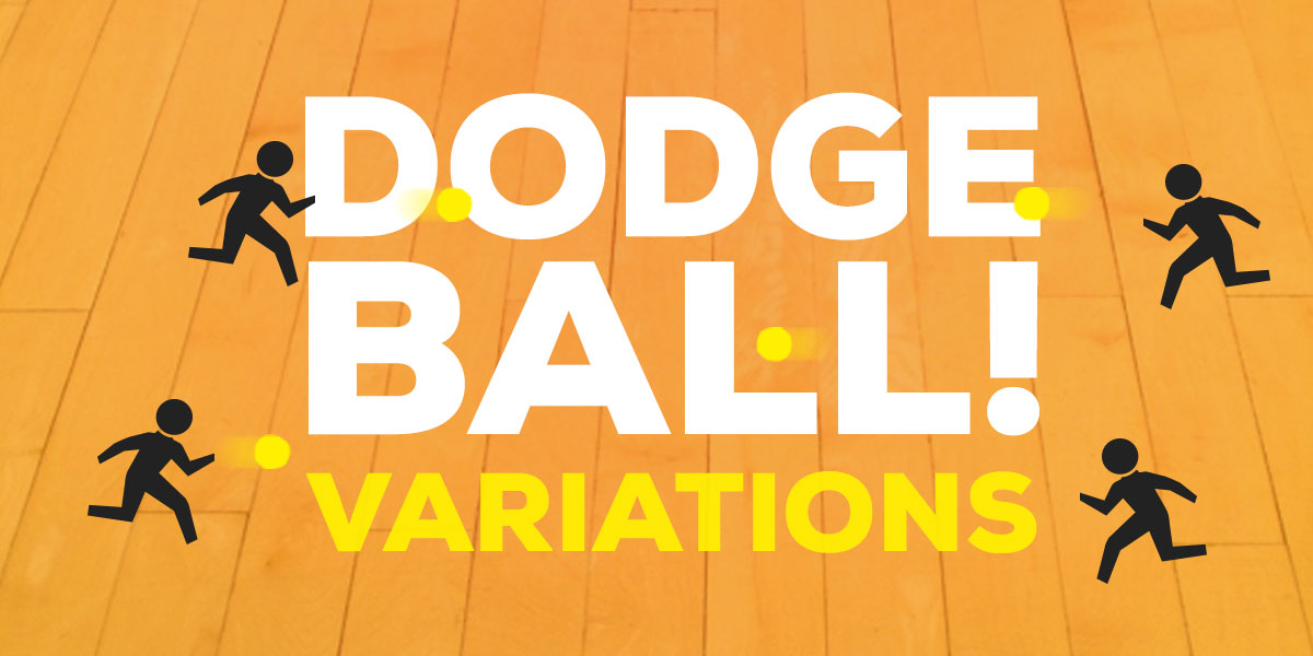 dodgeball game variations Different ways to play dodgeball  Youth Group Games  Games
