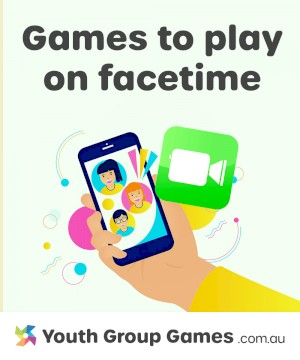 Games to play on facetime