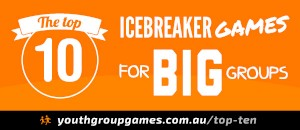 Top ten icebreaker games for big groups