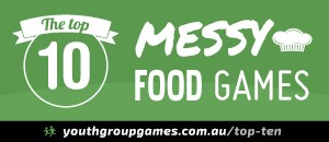 Top ten messy food games