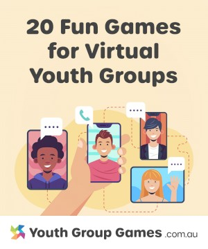 20 Fun Games for Virtual Youth Group or Small Group Meetings